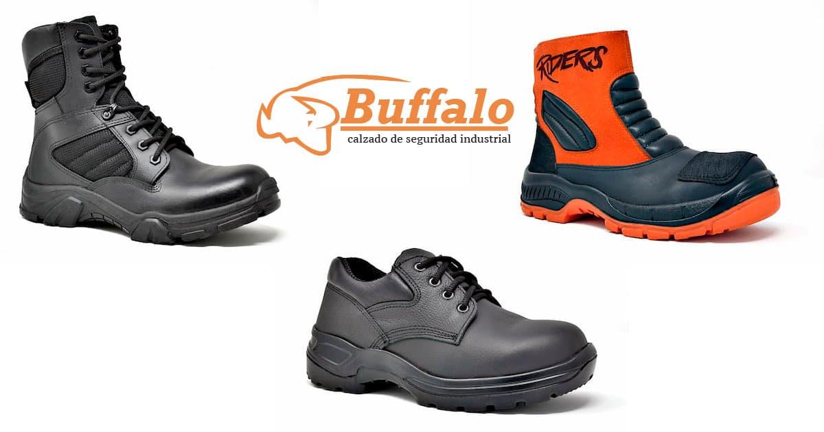 Buffalo Industrial Calzado de Seguridad en Ecuador